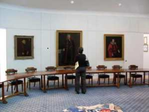 The Court Room & Bankes Portrait