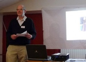 Geoff Culshaw speaking - Bankes Reunion 18 June 2011