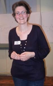 Helen at Bankes Reunion June 2011