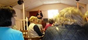 John Bankes Reunion 2011 first talk