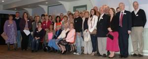 Group photo Bankes Reunion 2011