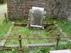 David Bankes Williams Grave
