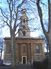 St John the Baptist Church Hoxton