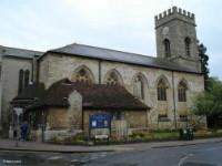 St Mary & St Giles Stony Stratford, Buckinghamshire. Photograph: Martin Baird